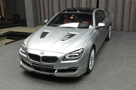 Alpina B6 Gran Coupe At Bmw Abu Dhabi