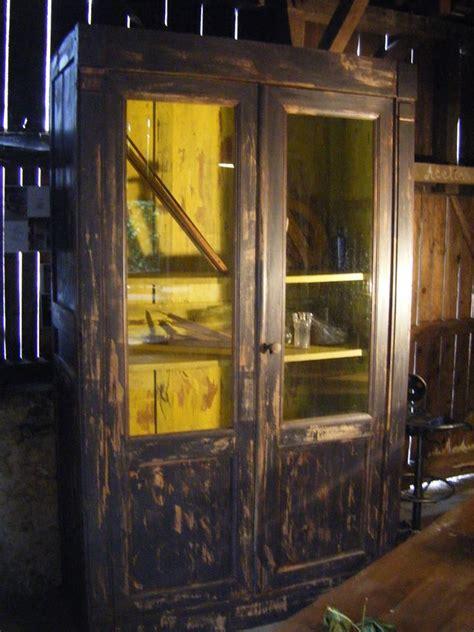 ancienne armoire vitrine d 233 cole