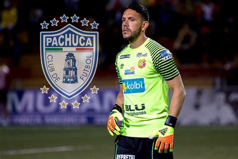 Liga MX. Leonel Moreira llega a la portería del Pachuca ...