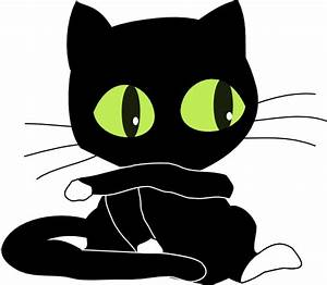 Cat Clip Art Black And White | Clipart Panda - Free ...