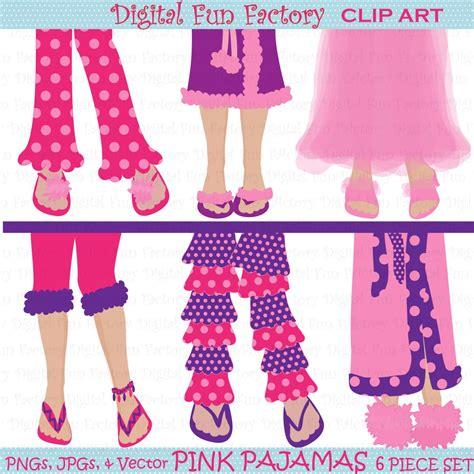ladies pajama party clipart clipart kid ladies pajamas