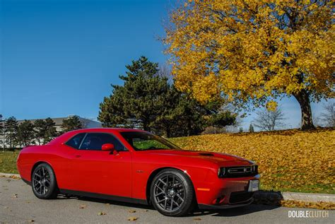 2017 Challenger Review by 2017 Dodge Challenger R T Review Doubleclutch Ca