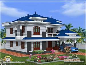 Beautiful House Designs in Kerala The Most Beautiful