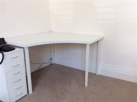 Corner Desks Ikea Uk by Ikea Linnmon Corner Desk Brand New 120x120 In Malvern