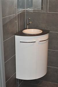 emejing salle de bain lavabo dangle images nettizenus With lavabo salle de bain double