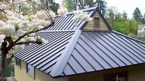 Bac Acier Isolé Prix : prix d 39 une toiture bac acier co t moyen tarif d ~ Dailycaller-alerts.com Idées de Décoration