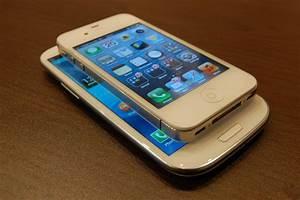 iPhone 4S vs Galaxy S3