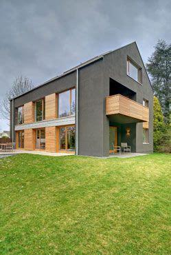 Moderne Quadratische Häuser by Projektbild Graues Haus Mit Holz Haus In 2019 Graue