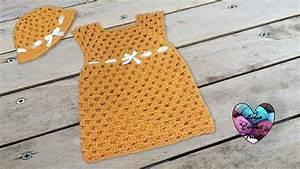 robe granny super facile crochet youtube With robe au crochet facile