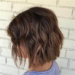 Coloration Cheveux Court : balayage cheveux brun et si on tentait une nouvelle technique ~ Melissatoandfro.com Idées de Décoration