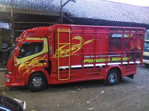 Modifikasi Mobil Canter 125 Hd by Perkasa Indah