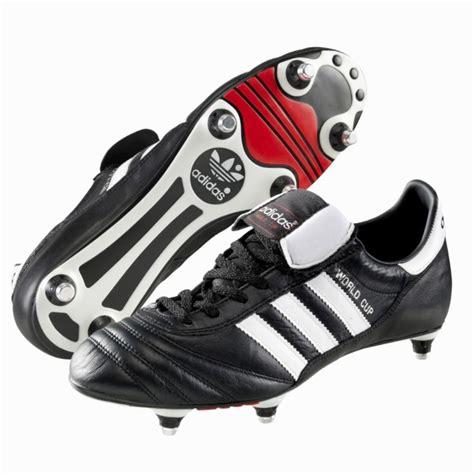 sepatu adidas 27 botas de fútbol adulto world cup sg negro adidas decathlon