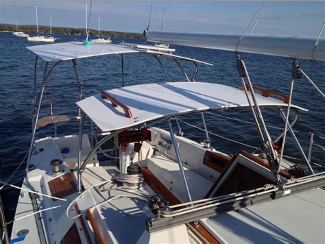 How To Build A Boat Bimini Top by Blk Diy Boat Bimini