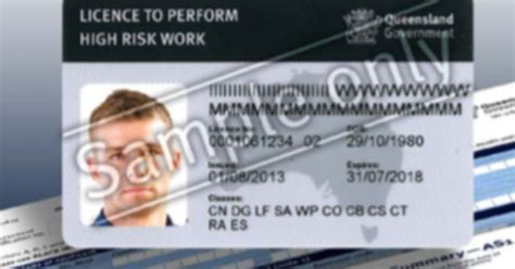 high risk licence queensland  applications