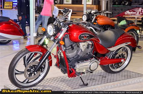 Victory Motorcycles On Crazy Sale! 1,700cc Bikes From As