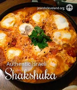 Jewish Federation of Cleveland: Shakshuka: A Traditional ...