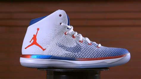 Air Jordan Xxxi 31 Usa Review On Feet Youtube