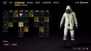 Leather Hoodie White PUBG Item UNBOXING DESPERADO CRATE