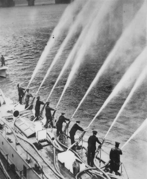 Fireboat Massey Shaw by The Massey Shaw Fireboat A Brief History A