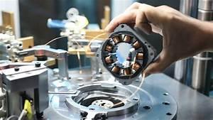 Bldc Motor Winding Machine