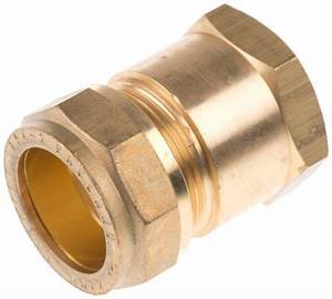 Rs On Line : rs pro 22mm x 3 4 in bspp female straight coupler brass compression fitting ~ Medecine-chirurgie-esthetiques.com Avis de Voitures