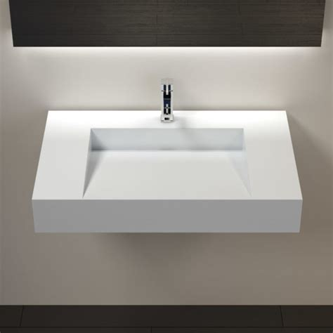 wall mount kitchen sink solid surface wall mounted bathroom sink model wt 04 d 6943