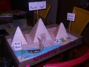 The Great Pyramid Of Giza School Project