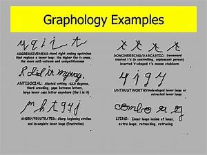 Questioned documents ppt video online download for Questioned document graphology