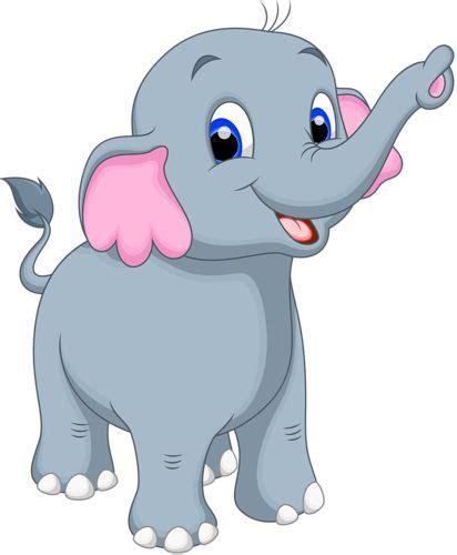 cartoon elephant ideas  pinterest baby