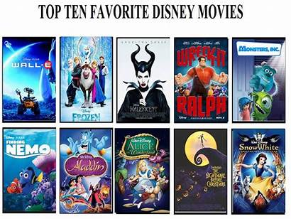 Disney Movies Ten Deviantart