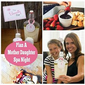 Makeover Your Mother's Day with a Mother-Daughter At-Home ...