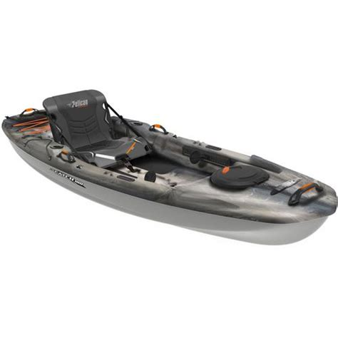 Academy Sports Jon Boats by Pelican Premium The Catch 100 10 Ft Sit On Top Fishing