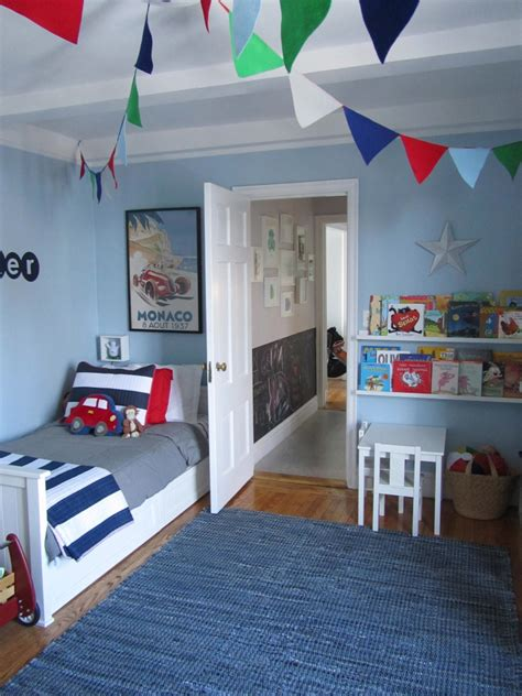 Little B's Big Boy Room  Project Nursery