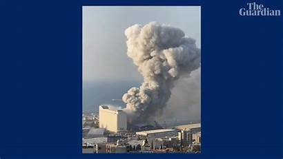 Beirut Explosion Lebanese Capital Blast Lebanon Advantage