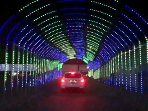 drive through christmas lights phoenix illumination az symphony of light display opens in abc15 arizona