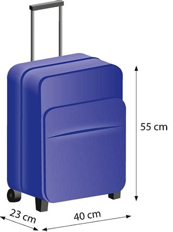 cabin baggage dimensions carry on baggage luggage