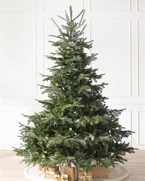 european fir artificial christmas tree balsam hill
