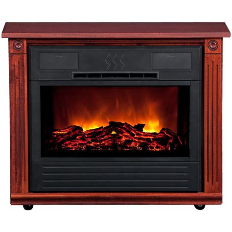 Amish Heat Surge Fireplace Electric Fireplaces Electric