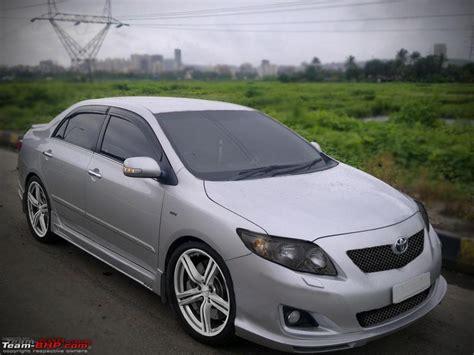 Toyota Corolla Altis Modification by Modified Corolla Altis Comments Pls Advice On Dashtop