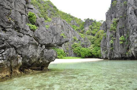 Hidden Beach, Bacuit archipelago - Palawan | Hidden Beach ...