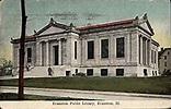 Amazon.com: Evanston Public Library Evanston, Illinois ...