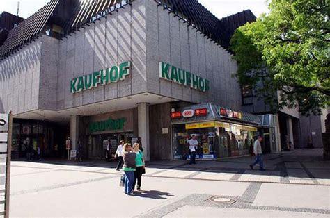 galeria kaufhof gmbh die altstadt bad cannstatt