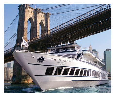 world yacht dinner cruise  york