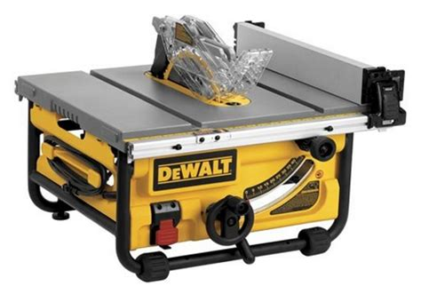 cabinet table saw reviews 2016 best portable table saw reviews updated 2018 dewalt
