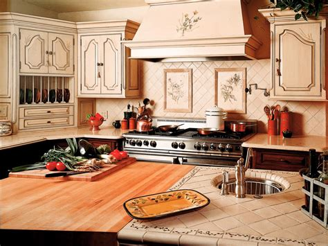 tiled kitchen countertops pictures ideas  hgtv hgtv