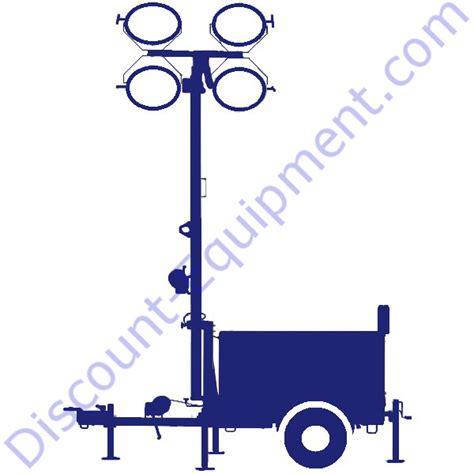 magnum light tower parts magnum light towers parts discount equipment rental