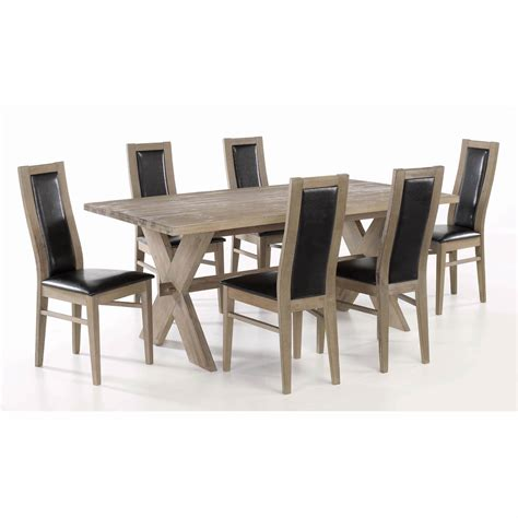 dining room table sets dining room table with 6 chairs marceladick com