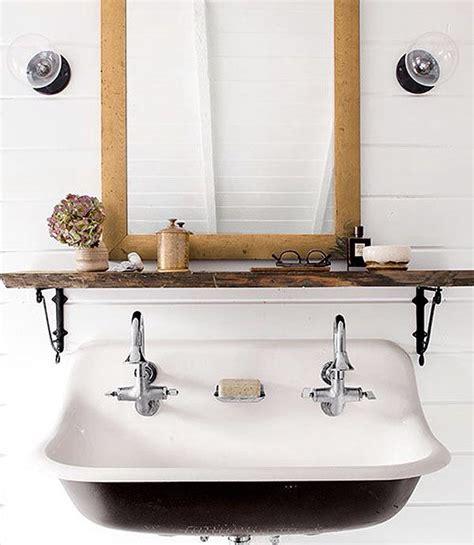 Kohler Trough Sink Bathroom by Pin By Callahan On Spaces Bathroom Kohler Brockway