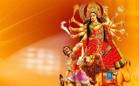 Maa Durga Images Best Images For Desktop Hd Wallpaper