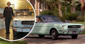 The First Owner Of A Ford Mustang Still Has It — Find Out What It's Worth